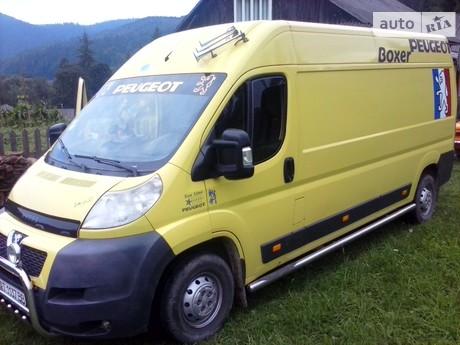 Peugeot Boxer груз. 2007
