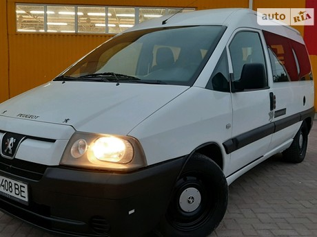 Peugeot Expert пасс. 2006