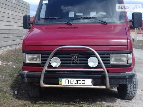 Peugeot J5 груз. 1991