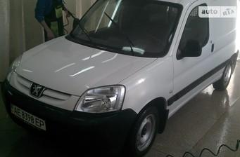 Peugeot Partner груз.  2011