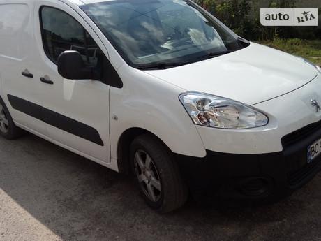Peugeot Partner груз.