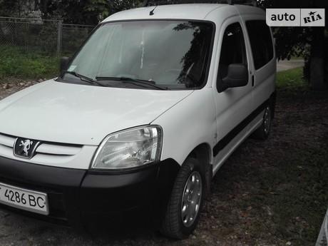 Peugeot Partner пасс. 2004