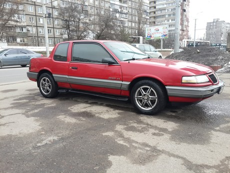 Pontiac Grand AM 1990
