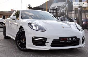 Porsche Panamera 4.8 Turbo AT (520 л.с.) 2014