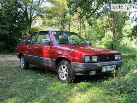 Renault 11 1984
