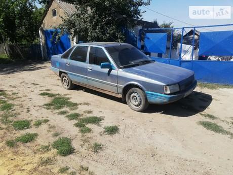 Renault 21 Nevada 1986