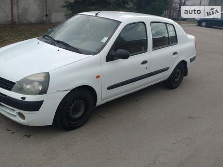 Renault Clio Symbol 2003