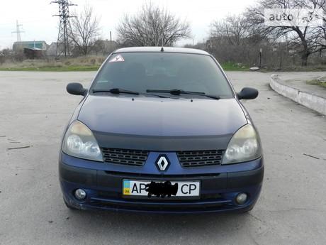 Renault Clio Symbol 2004