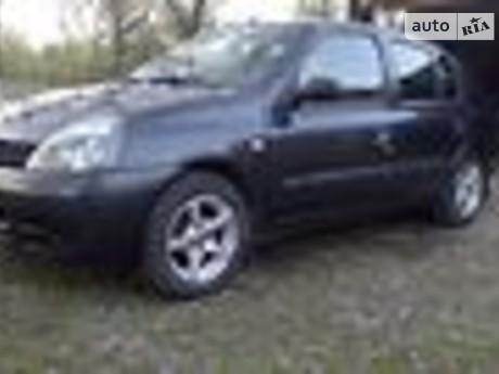 Renault Clio Symbol 2008
