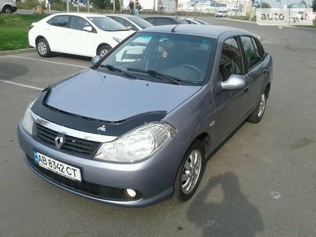 Renault Clio Symbol 2009