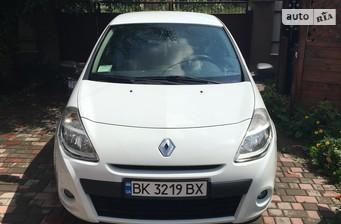 Renault Clio 1.5 dCi MT (75 л.с.) 2011