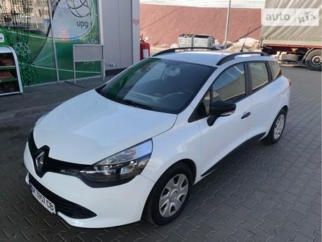 Renault Clio 1.5 dCi MT (75 л.с.) 2013