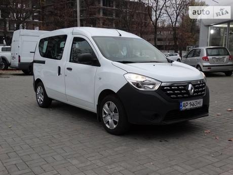 Renault Dokker пасс. 2019