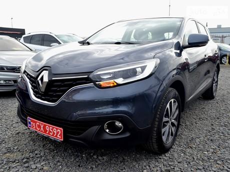 Renault Kadjar 2017