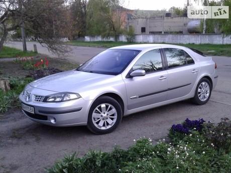 Renault Laguna 2.0 MT (140 л.с.) 2007