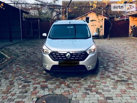 Renault Lodgy 2017