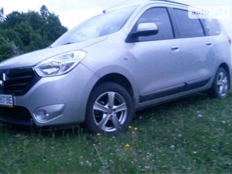 Renault Lodgy 2014