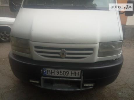 Renault Mascott груз. 2001