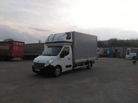 Renault Master груз. 2013