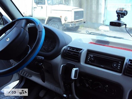Renault Master пасс. 1998