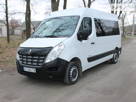 Renault Master пасс. 2015
