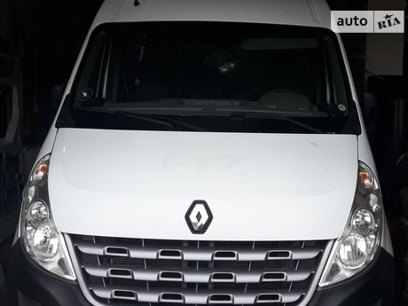 Renault Master пасс. 2014