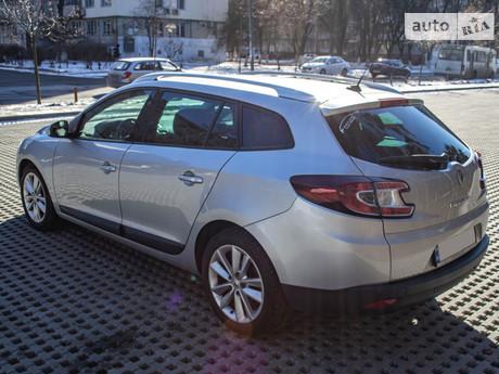 Renault Megane 1.5D AT (110 л.с.) 2010