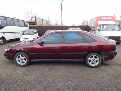 Renault Safrane 2003