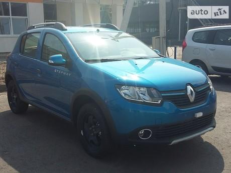 Renault Sandero StepWay 2015