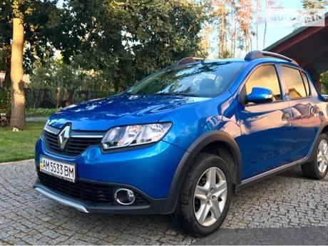 Renault Sandero StepWay 2013