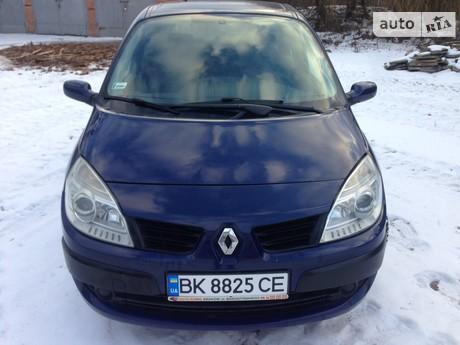 Renault Scenic 1.5D MT (110 л.с.) 2006