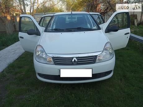 Renault Thalia 2012