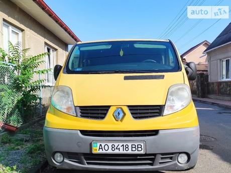 Renault Trafic груз.-пасс. 2008