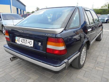 Saab 9000 1997