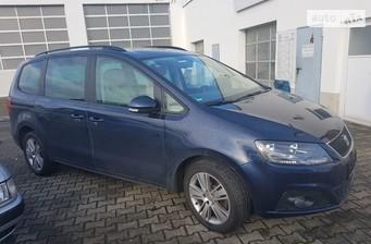 SEAT Alhambra 2.0D МT (177 л.с.) 2014