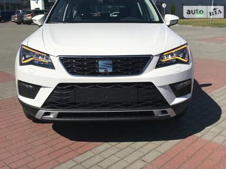 SEAT Ateca 1.4 TSI AT (150 л.с.) Start/Stop 4Drive 2018