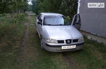 Seat Ibiza 1.4 MPI MT (85 л.с.) 2000