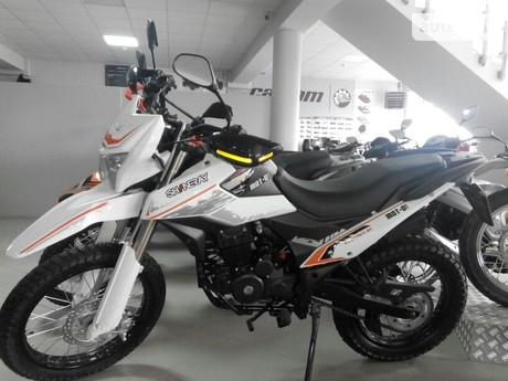 Shineray XY 250GY-6B Enduro 2015