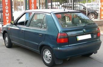 skoda felicia 1997 подшипники кпп