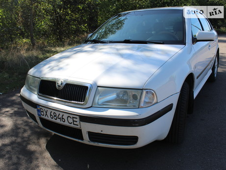 Skoda Octavia Tour 2000