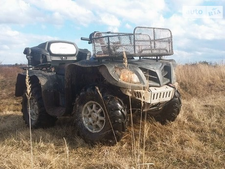 Stels ATV 2013
