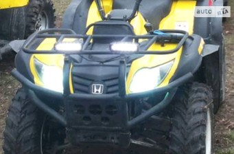 Stels ATV  2012