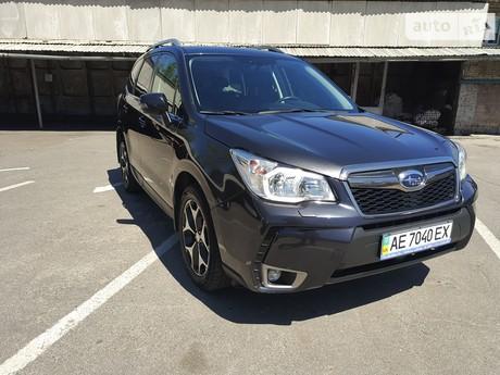 Subaru Forester 2.5 AT (175 л.с.) 2014