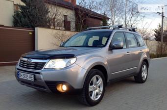 Subaru Forester 2.0 AT (158 л.с.) 2009