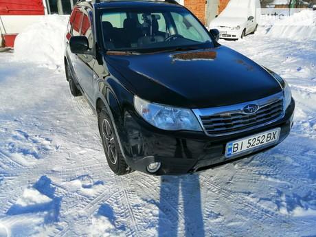 Subaru Forester 2.0 АТ (150 л.с.) 2008