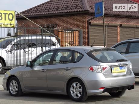 Subaru Impreza Hatchback 1.5 AT (107 л.с.) 2009