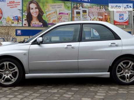 Subaru Impreza WRX Sedan 2.5 MT (265 л.с.) 2011
