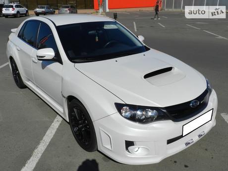 Subaru Impreza WRX Sedan 2012