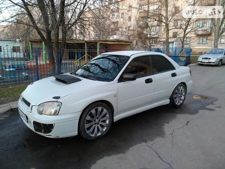 Subaru Impreza  WRX STI 2003