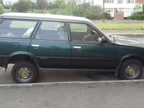 Subaru Leone 1989